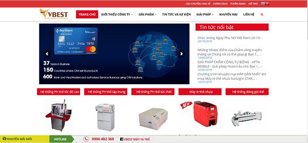 Các sản phẩm bán trên website Vbest đều nhập khẩu chính hãng